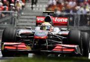 Hamilton y McLaren festejaron en Canadá