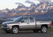 Chevrolet lanza en Chile Silverado Extended Cab