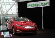 Chevrolet  Volt es el Green Car of the Year 2010
