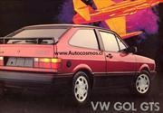 Volkswagen Gol GTS 1.8: 1987-1990