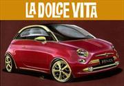 Fiat 500C Dolce Vita por Fenice Milano