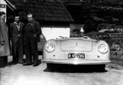 Ferry Porsche cumpliría hoy 100 años