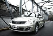 Nuevo Nissan Tiida: estética renovada