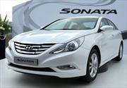 Hyundai Sonata 2010: Imágenes exclusivas