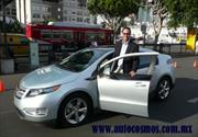 Manejamos el auto eléctrico de rango extendido Chevrolet Volt 2011