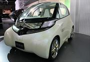 Toyota FT-EV II un eléctrico urbano