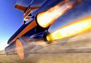 Bloodhound Supersonic Car va por los 1.600 kilómetros por hora