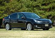 Subaru New Legacy y Subaru New Outback debutan en Japón