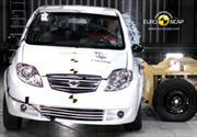 La EuroNCAP prueba auto chino, con malos resultados
