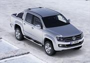 Volkswagen Amarok: Imágenes oficiales de la pickup