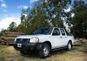 """Nissan pick-up NP300: viene a """"copar la parada"""""""