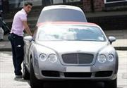Los autos de Cristiano Ronaldo