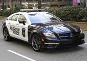 Mercedes-Benz CLS 63 AMG, una patrulla a la moda