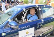 Cesvi México realiza prueba de choque Volkswagen Jetta VI 2011