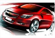 Primeras imágenes oficiales del Chevrolet Ágile