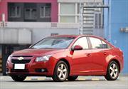 Chevrolet Cruze: Arriba a Chile