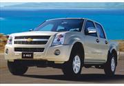 Chevrolet D-Max: Elegida por Skanska