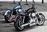Harley Davidson Sportster 883 Superlow