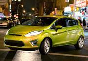 Nuevo Ford fiesta 2011: Hizo su estreno  en Chile