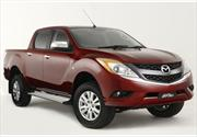 Mazda BT-50 2011: Cambio Radical