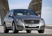 Mercedes Benz renueva su Clase R