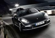 Porsche Boxster S Black Edition: 987 unidades