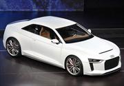 Audi quattro Concept: Un justo homenaje