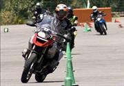 Curso de Seguridad de BMW Motorrad