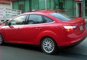 Captamos al Ford Focus 2012 en México