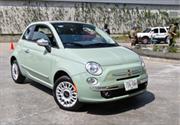 """FIAT 500 2012 """"mexicano"""" se presenta"""