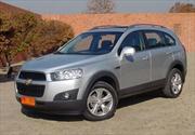 Nueva Chevrolet Captiva 2011: Cambiar para mejor