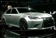 Lexus LF-Gh Concept: El nuevo lujo japonés