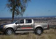 Toyota Expedition 4x4: clínica de manejo especializada