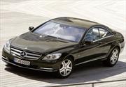 Mercedes-Benz Clase CL 2011: Ligeros cambios