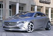 Mercedes-Benz Clase A Concept: Revolución total