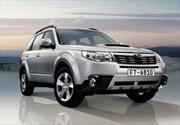 Subaru suma una nueva versión de New Forester