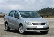 Volkswagen Gol Sedán: El Amazon versión 2010