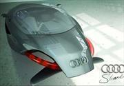 """Audi Shark Concept: el """"tiburón"""""""