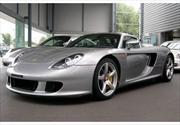 Porsche Carrera GT:  Fotografías en vivo de una leyenda