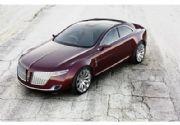Salón de Detroit 2007: Lincoln MKR Concept