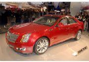 El Cadillac CTS madura en su segunda generación
