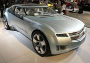 Salón de Detroit 2007: Chevrolet Volt Concept