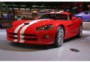 Salón de Detroit 2007: Dodge Viper SRT10 2008