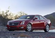 Cadillac CTS 2008: Lujoso sedán con espíritu deportivo