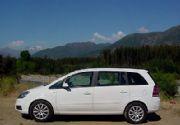 Probamos la Chevrolet Zafira Enjoy 1.9 Diésel Aut: Nuevo diseño, igual de revolucionaria