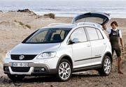 La última novedad de Volkswagen: El CrossGolf