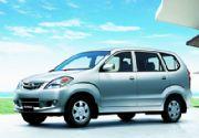 Lanzamiento del Nuevo Toyota Avanza 2007
