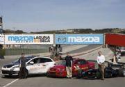 Champ Car firma acuerdo de sociedad con Mazda
