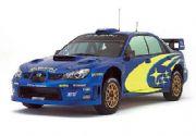 Nuevo Subaru Impreza WRC 2007