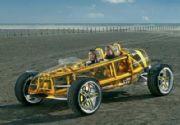Rinspeed eXasis: un auto de cristal